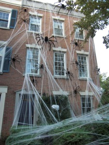 Halloween Apartment